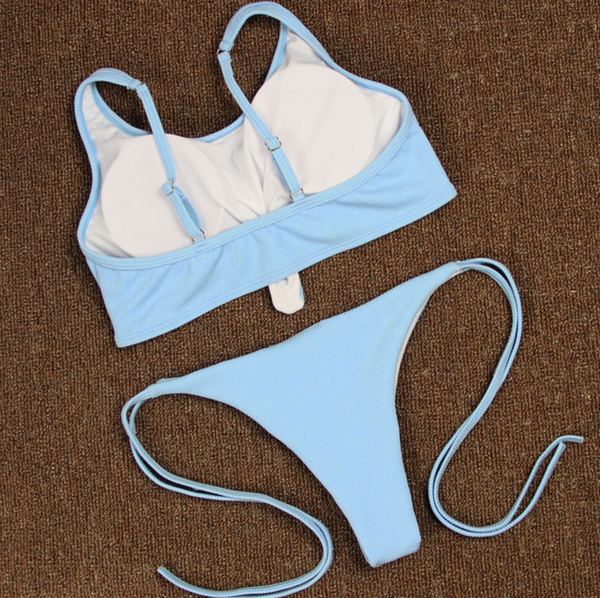 Honey - Front Knotted Bikini