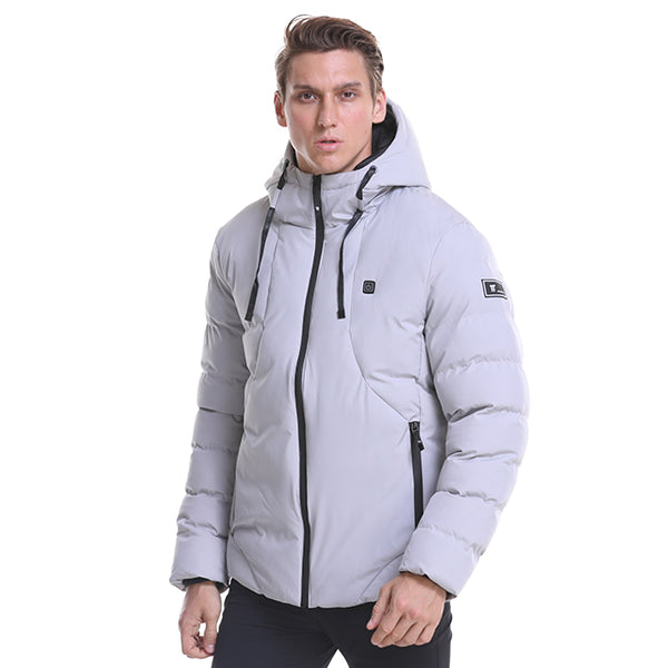 Polar V- Heated Parka