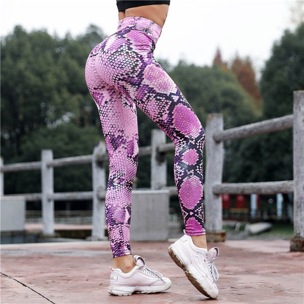 Caleigh-2019 Yoga Pants Fitness Running Tights