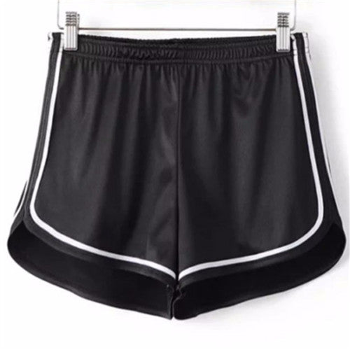 2019- Woman's Silky Short Shorts