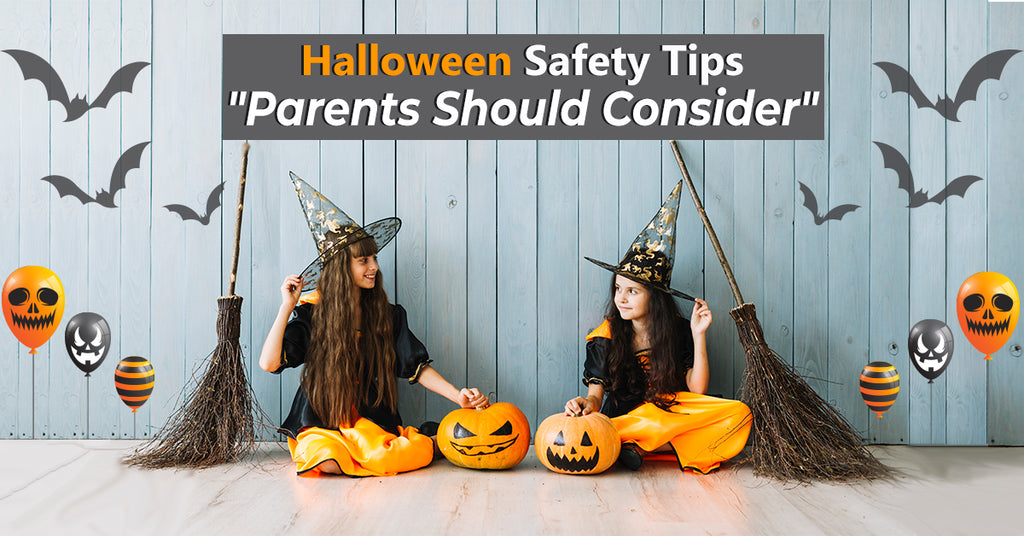 Halloween Safety Tips to Make It Memorable By Swift Green Filter