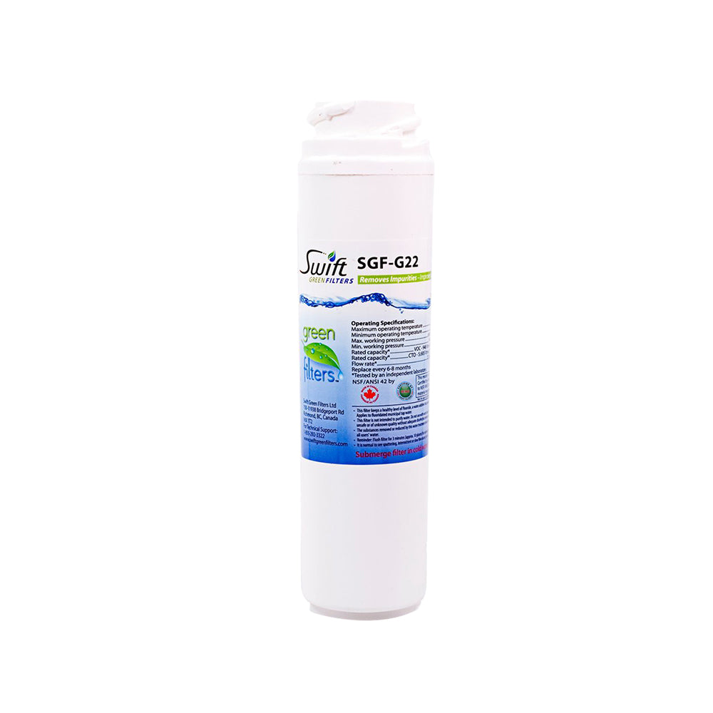 SGF-GSWF Replacement water filter for GE GSWF Kenmore 46-9914,EFF-6023A by Swift Green Filters
