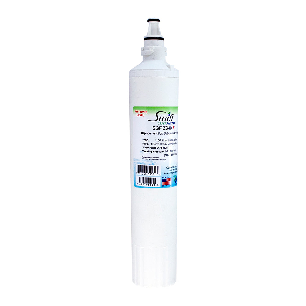 EcoAqua EWF-8003A Compatible Pharmaceuticals Refrigerator Water Filter