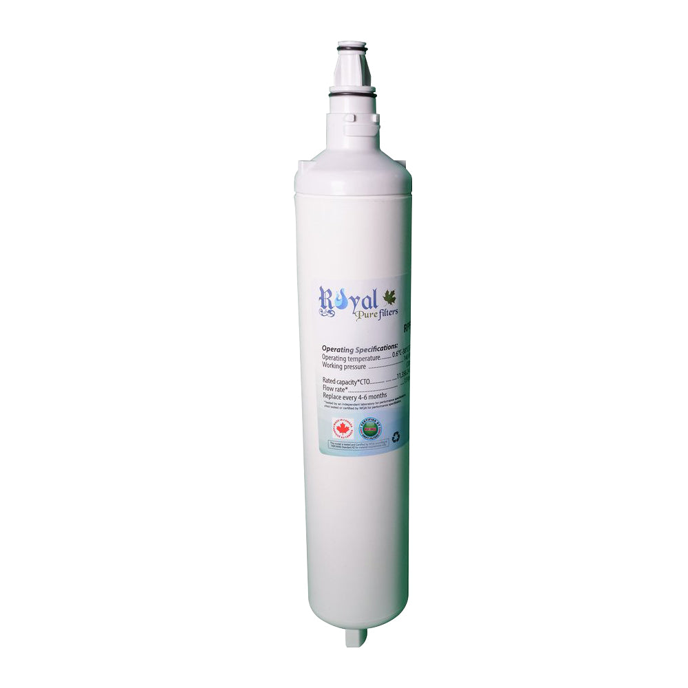 RPF-5231JA2006A Replacement water filter for LG LT600P, 5231JA2006A,46-9990,EFF-6003A,EFF-6004A by Royal Pure Filters