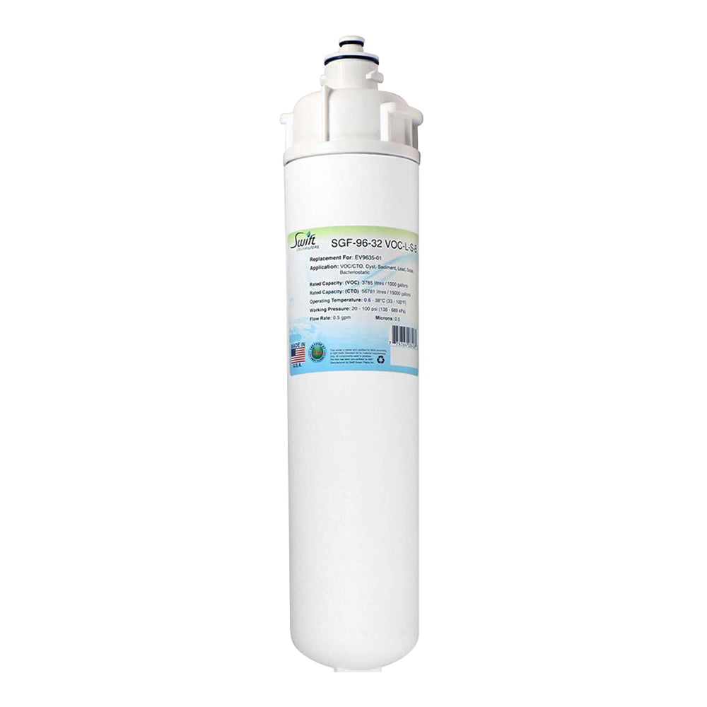 Everpure EV9635-01 Filter Replacement SGF-96-32 VOC-L-S-B by Swift Green Filters