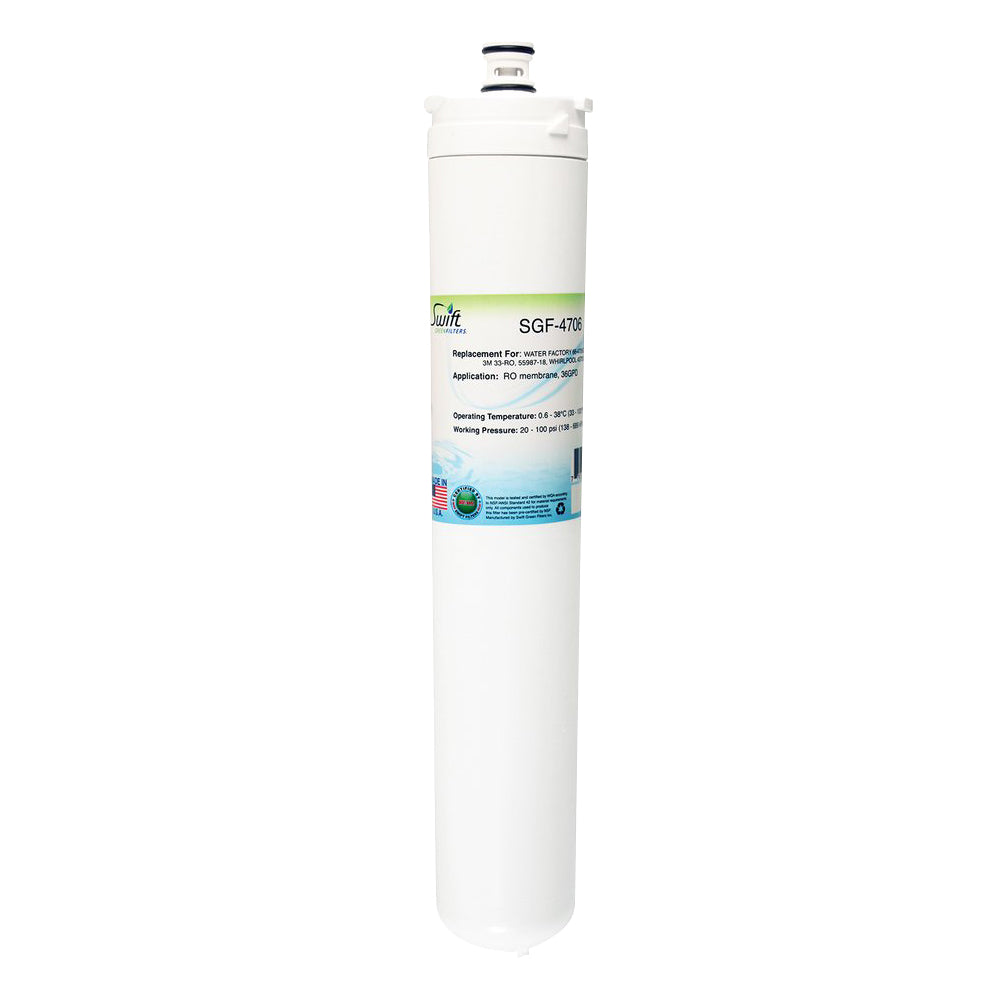 3M Water Factory 66-4706G2 Filter Replacement SGF-4706 by Swift Green Filters