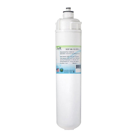 Everpure EV9635-26, EP25, EP15, EP35, EP35R Filter Replacement SGF-96-19 VOC-L by Swift Green Filters