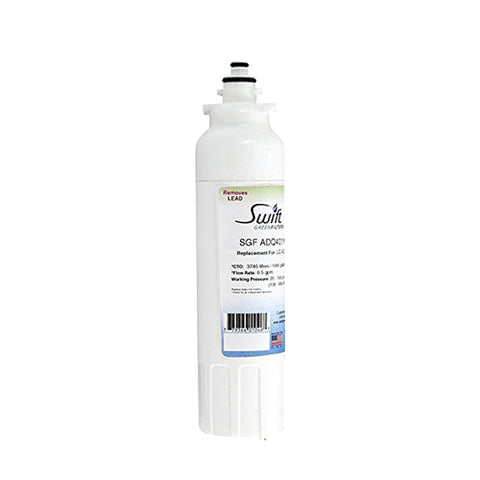 Swift Green SGF-ADQ401 Replacement Water Filter For LG LT800P, ADQ73613401, ADQ72910901