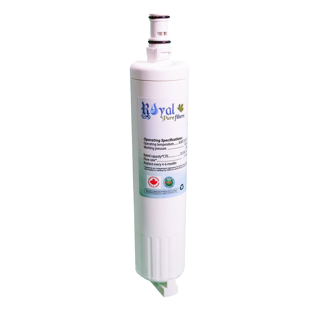 Kitchen Aid 223764,2186444 Compatible CTO Refrigerator Water Filter
