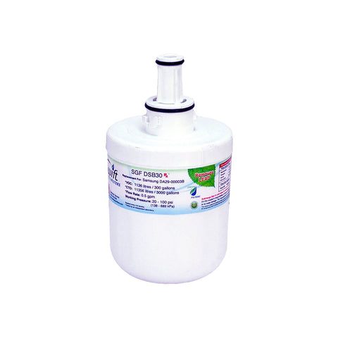 Replacement Samsung DA29-00003B DA2900003G Refrigerator Water Filter SGF-DSB30 RX