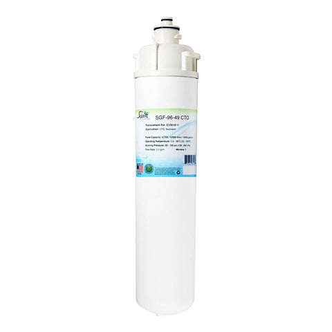 Everpure EV9618-11, EV9618-16 Filter Replacement SGF-96-49 CTO by Swift Green Filters