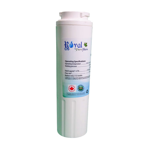 Whirlpool 4396395 Compatible CTO Refrigerator Water Filter