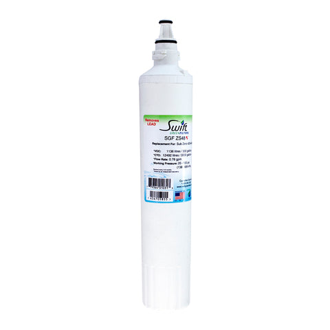 Sub-Zero 4290510,4204496 Compatible Pharmaceuticals Refrigerator Water Filter