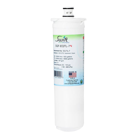 Bunn EQTL-7 Water Filter Replacement SGF-EQTL-7 by Swift Green Filters