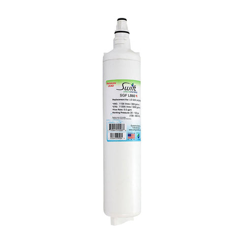 Replacement LG LT600P 5231JA2006A 46-9990 Refrigerator Water Filter by SGF-LB60 Rx