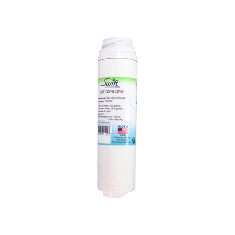 SGF-GXRLQR Rx Replacement for GE GXRLQR Refrigerator Water Filter