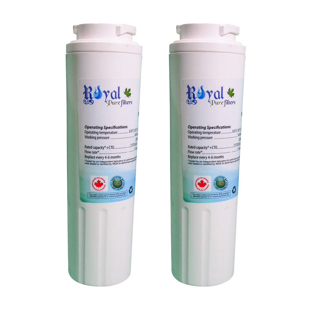 Amana 101412,101412B/12C/12D Compatible CTO Refrigerator Water Filter