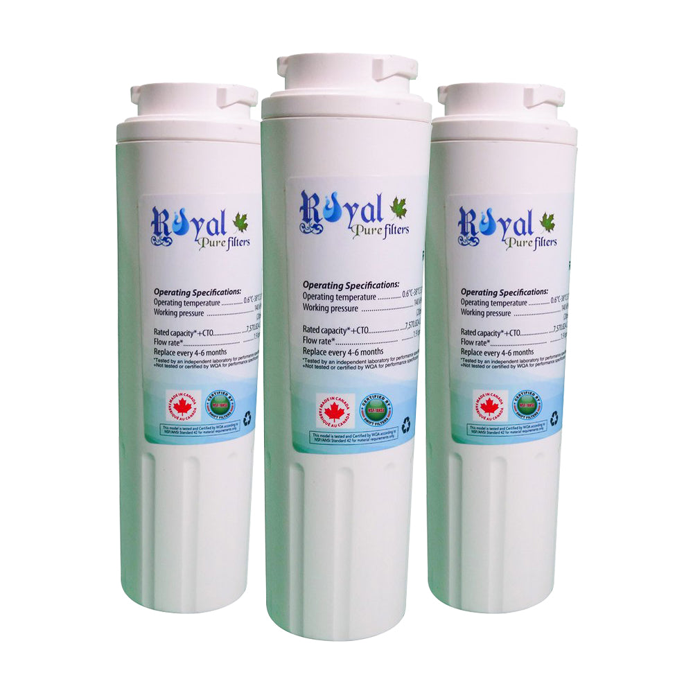 Kitchen Aid 8171032,8171249 Compatible CTO Refrigerator Water Filter