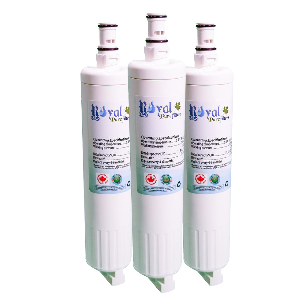 EveryDrop EDR5RXD2 Compatible CTO Refrigerator Water Filter