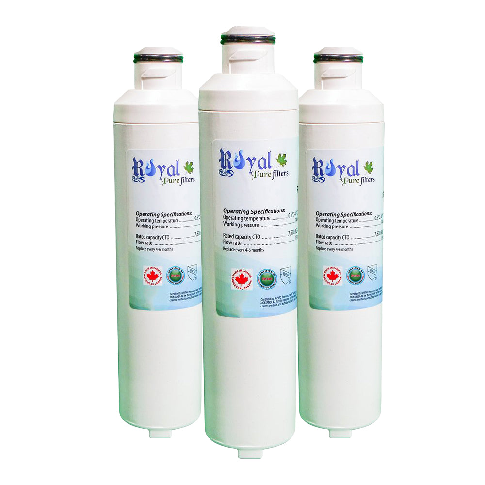 Water Sentinel WSS-2 Compatible CTO Refrigerator Water Filter