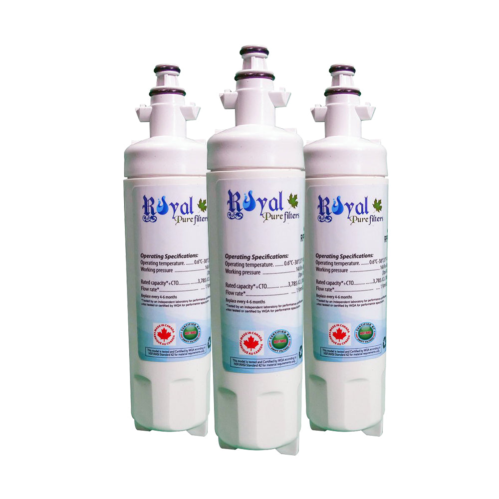 Water Sentinel WSL-3 Compatible CTO Refrigerator Water Filter