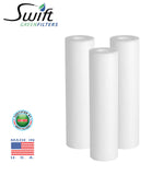 "1 Micron Sediment Water Filter Cartridge for Reverse Osmosis 2.5"" x 30"" by Swift Green Filters"