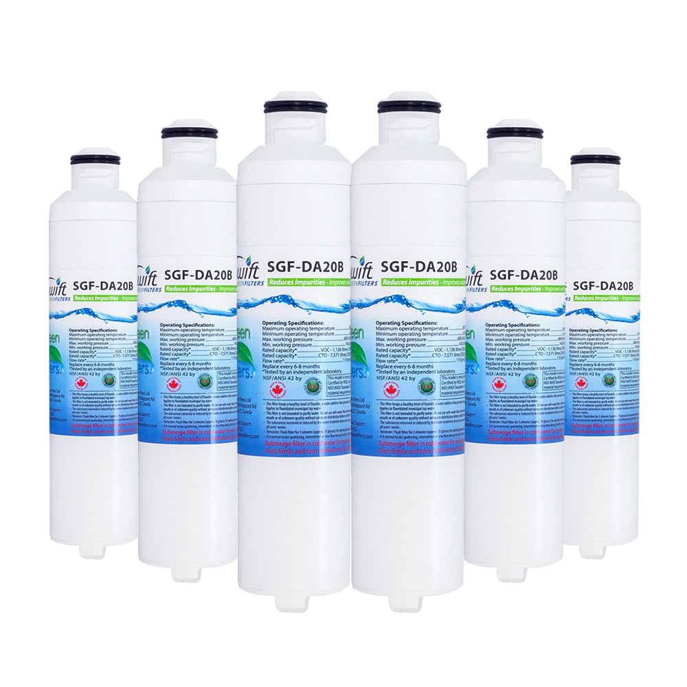Water Sentinel WSS-2 Compatible VOC Refrigerator Water Filter