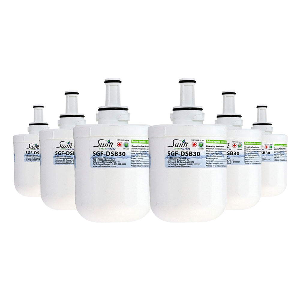 Aqua Fresh WF289 Compatible VOC Refrigerator Water Filter