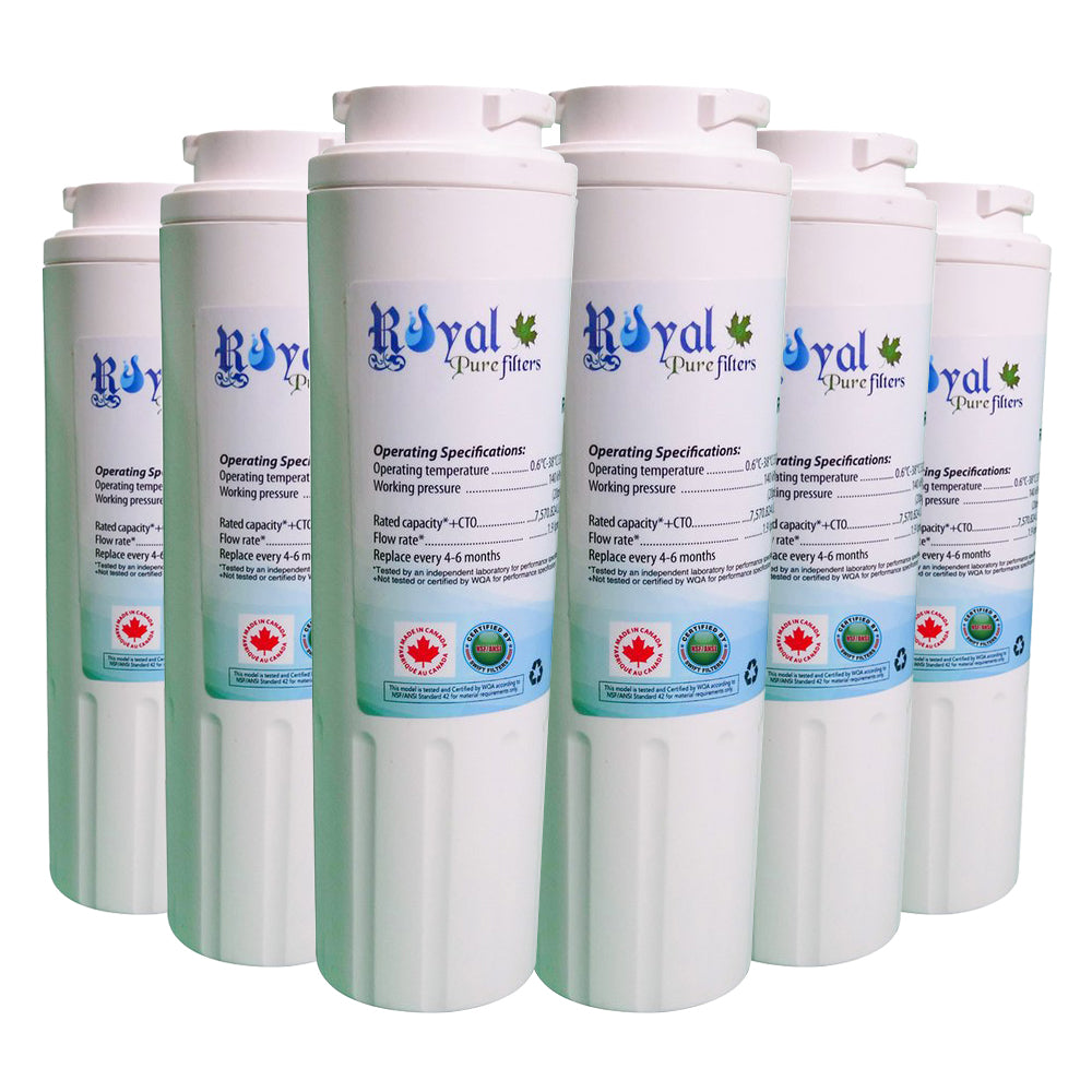 Jenn- air Jfx2597aem2 Compatible CTO Refrigerator Water Filter