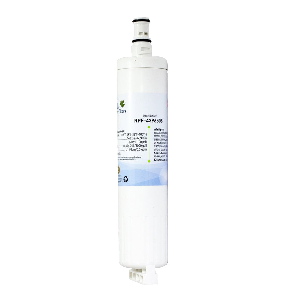 RPF-4396508 Replacement water filter for Whirlpool 4396508 4396510 EDR5RXD1, FILTER 5 by Royal Pure Filters