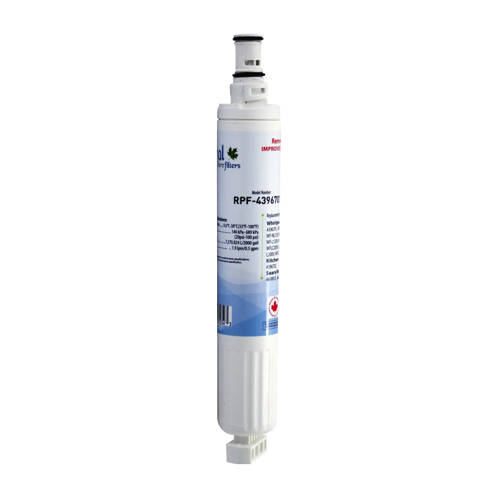 Whirlpool 4396701 Compatible CTO Refrigerator Water Filter