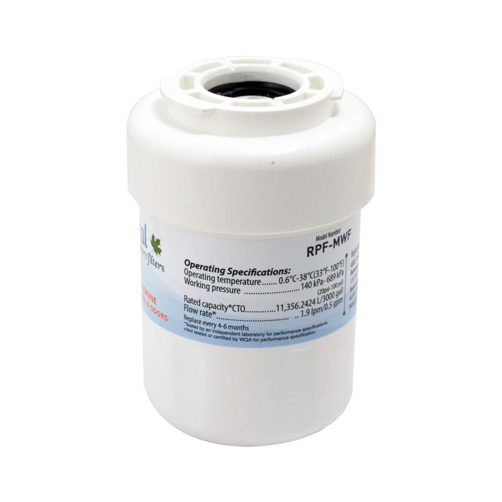 GE MWF ,101057A Compatible CTO Refrigerator Water Filter