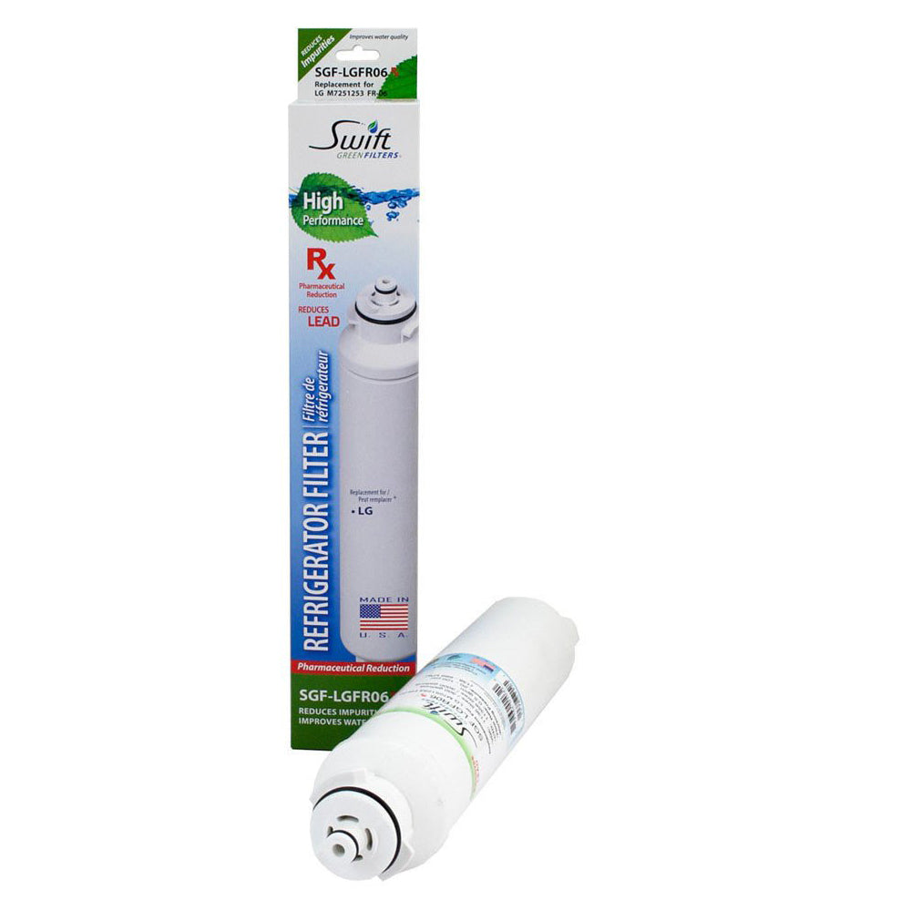 Replacement LG LT800P Kenmore 46-9490 Refrigerator Water Filter SGF-LGFR06 Rx