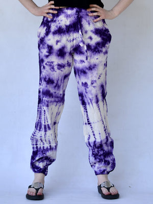 Tie Dye Yoga Hippie Pants