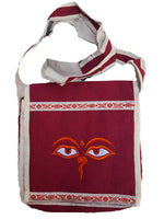 Buddha Eyes Bag