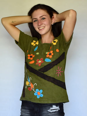 hippie-flower-top