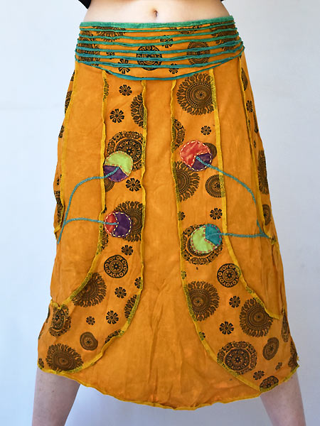 Chic Hippie Skirt