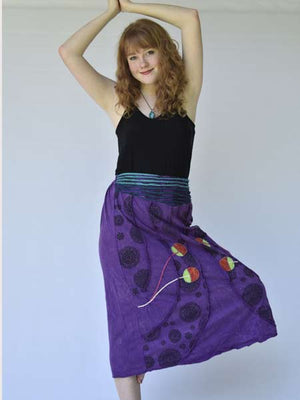 Hippie-Chic Skirt