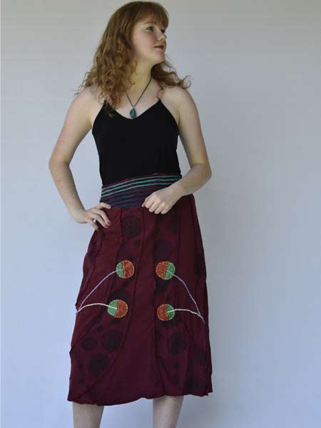 Chic Hippy Skirt