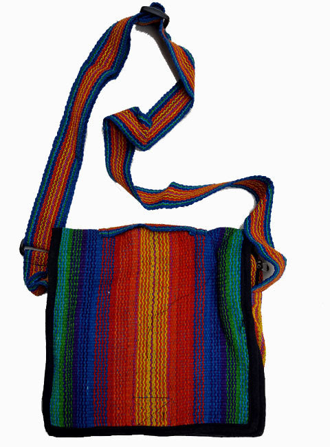 Woven Multi Pocket Bag