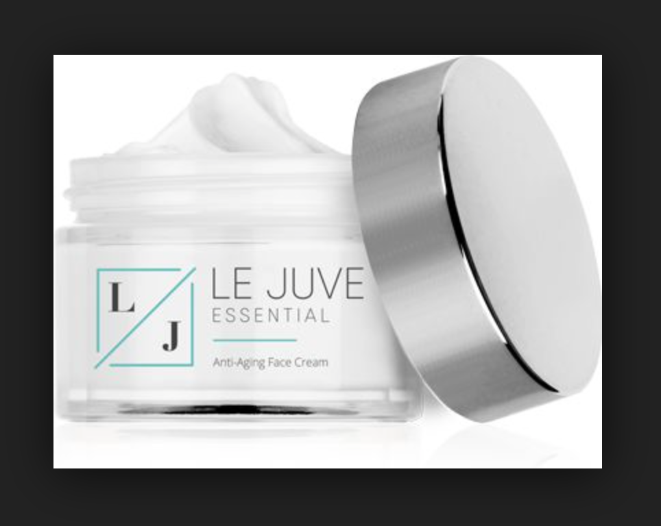 Le Juve Essential anti aging cream is FULL of chemicals like SILICONE!  Why is this endorsed by Oprah and Ellen?  I love them!!!