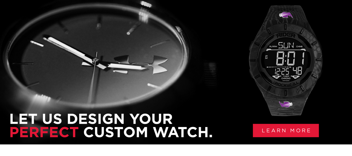 Custom Watches with your logo