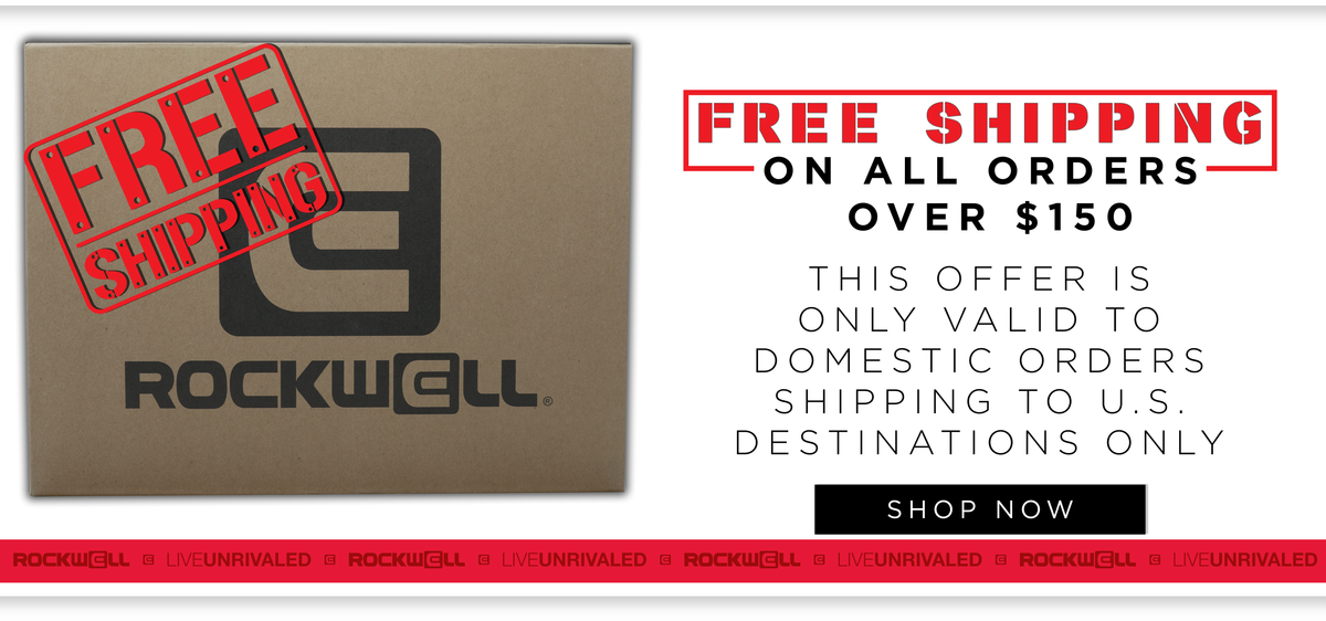 Free shipping over $150.00 purchase