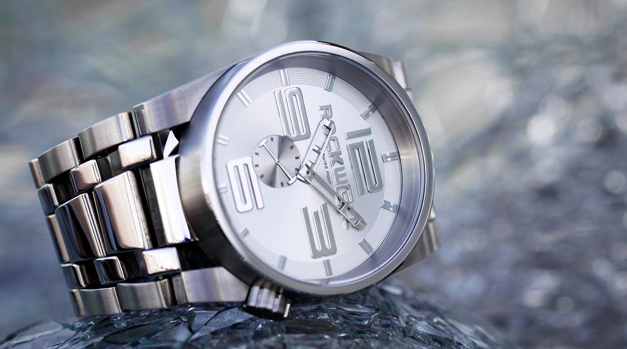 detail of the 50mm Watch