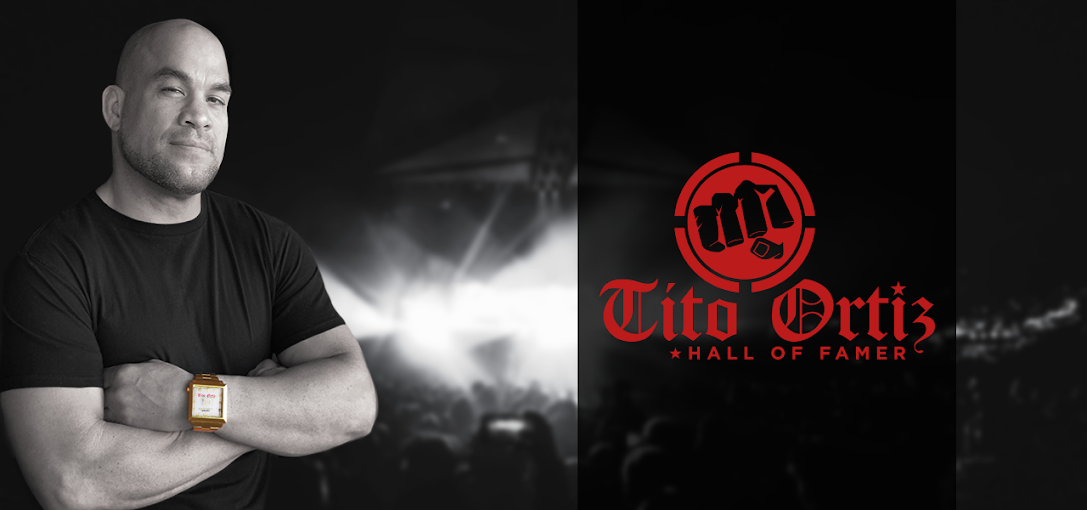 Tito Ortiz Collection Banner