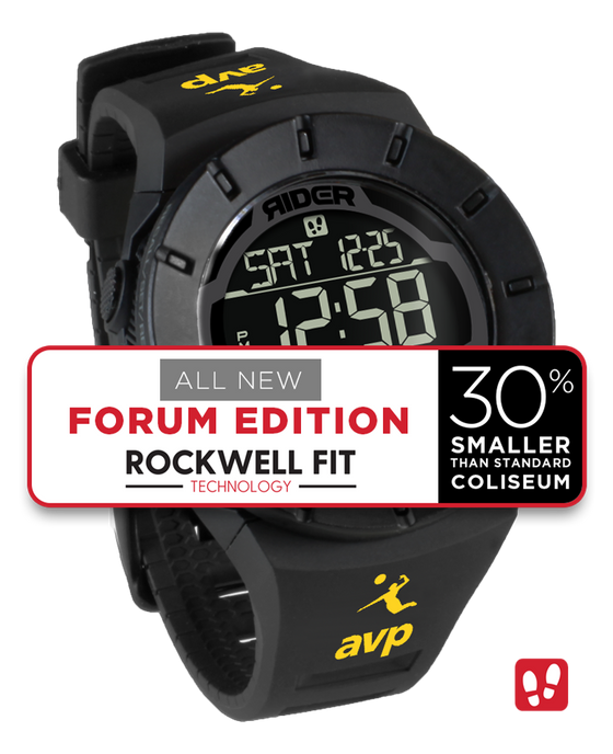 AVP Phantom Watch Coliseum Forum with Rockwell Fit Technology