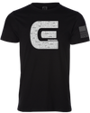 All Sport Black T Shirt Front
