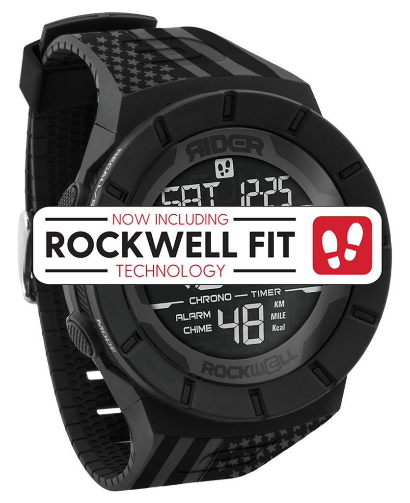 3c72202aa Coliseum Fit™ (Assault - Watch) - Rockwell Time