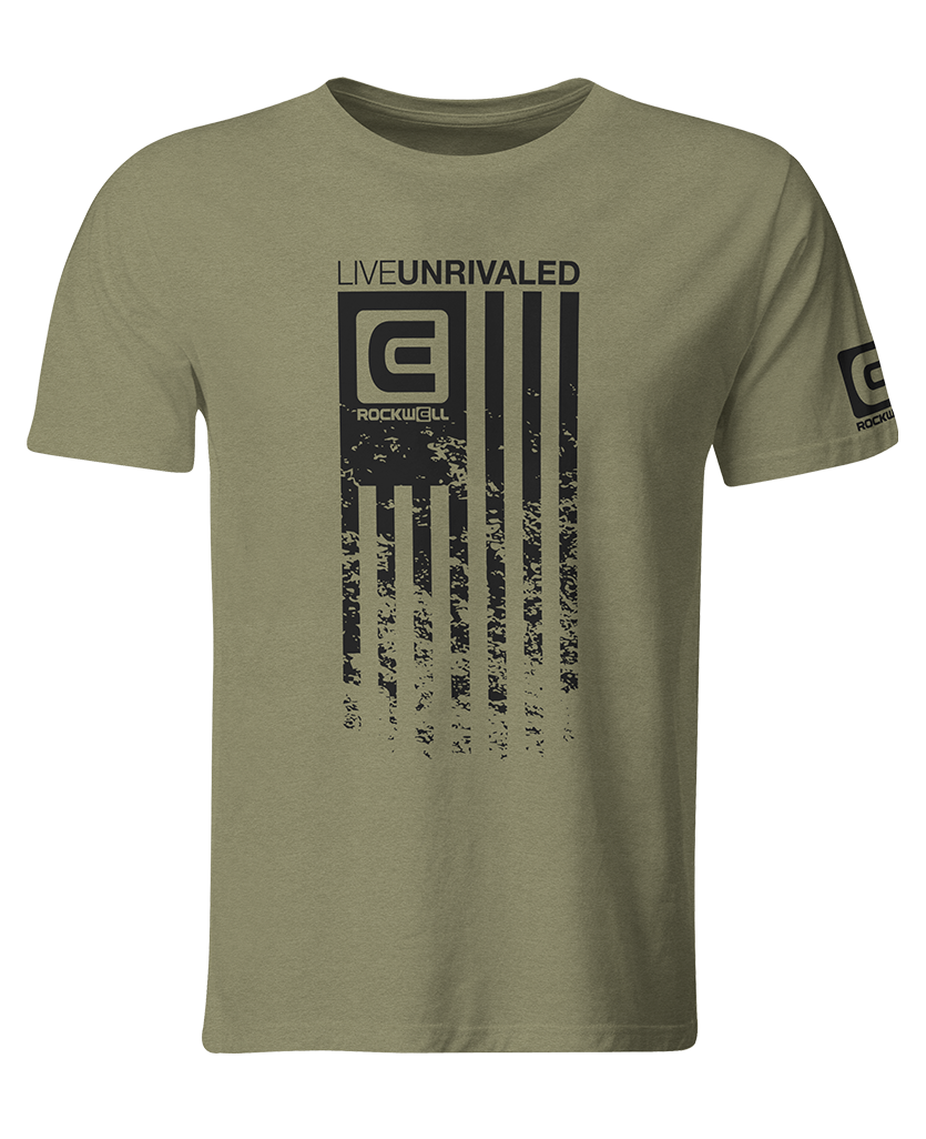 Men's Assault T-Shirt Olive