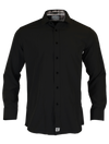 The Titan - Solid Black Long Sleeve